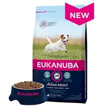 Eukanuba Adult Small - piščanec - 3 kg