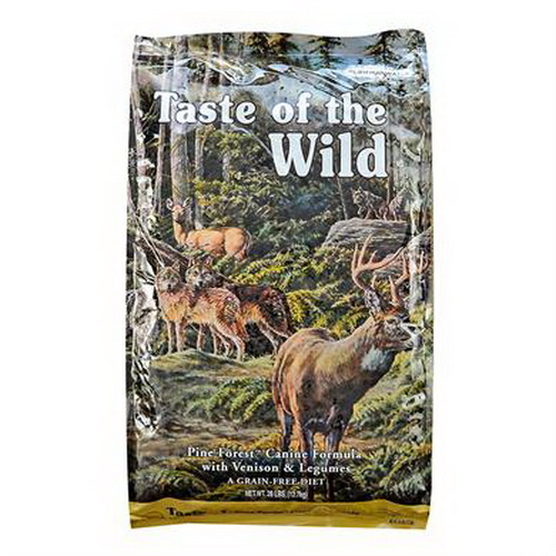 Taste Of The Wild Pine Forest – divjačina in jagnjetina 2 kg