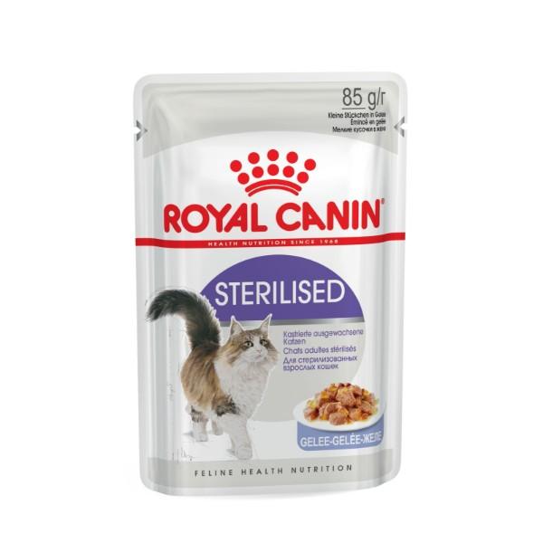 Royal Canin Adult Sterilised - žele 85 g