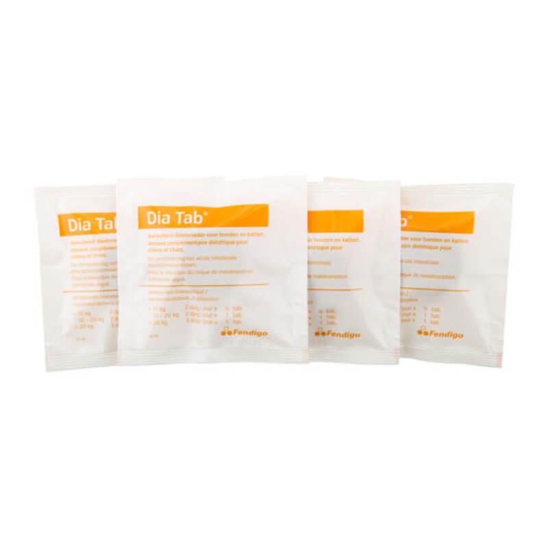 Dia Tab - tableta za ustavljanje driske - 1 kos