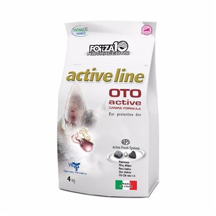 Forza10 veterinarska dieta Oto Active - 2,72 kg