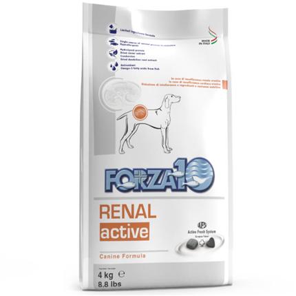 Forza10 veterinarska dieta Renal Active - 4 kg
