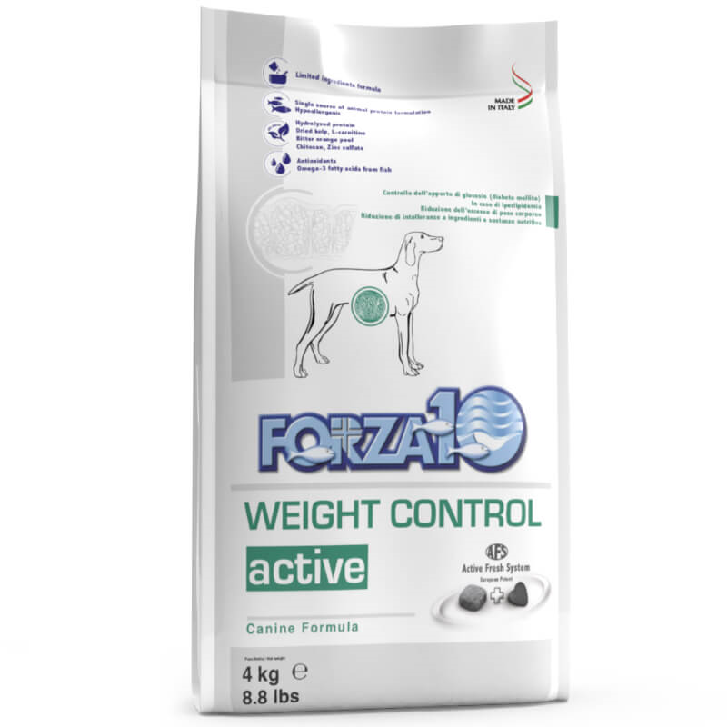 Forza10 Weight Control Active - 4 kg
