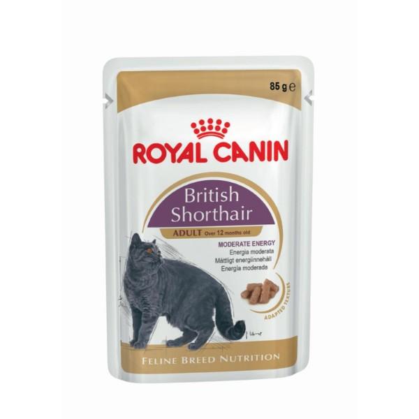 Royal Canin Adult Britanka 85 g