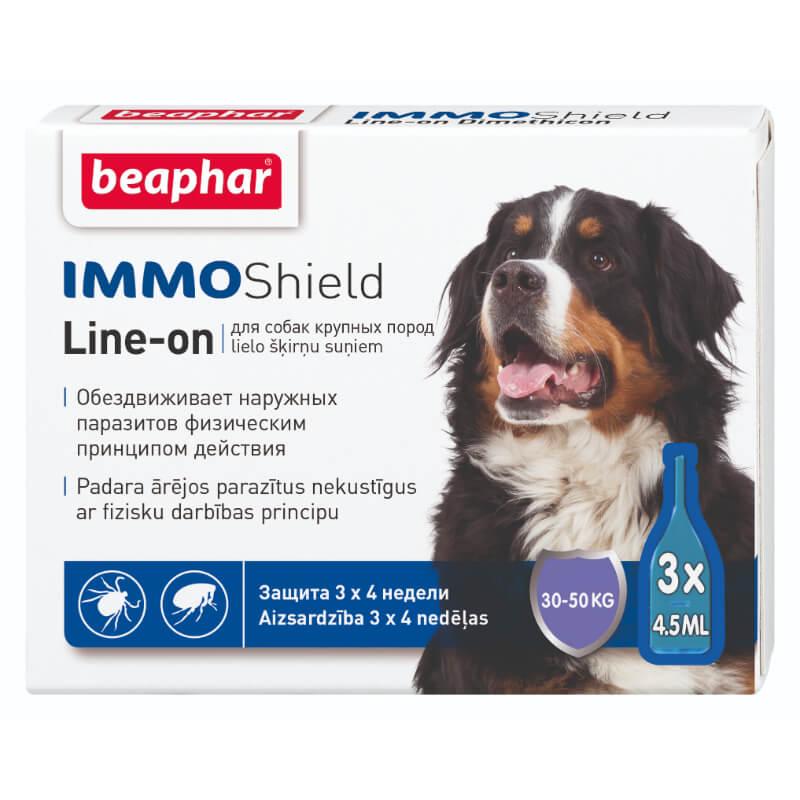 Beaphar zaščita pred paraziti (ampule) L - 3x4,5 ml