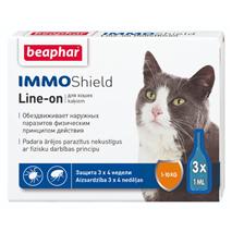 Beaphar zaščita pred paraziti za mačke (ampule) - 3x1 ml
