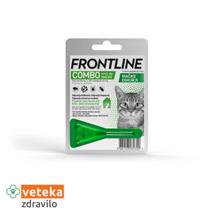 Frontline Combo Spot On za mačke, pipeta - 0,5 ml