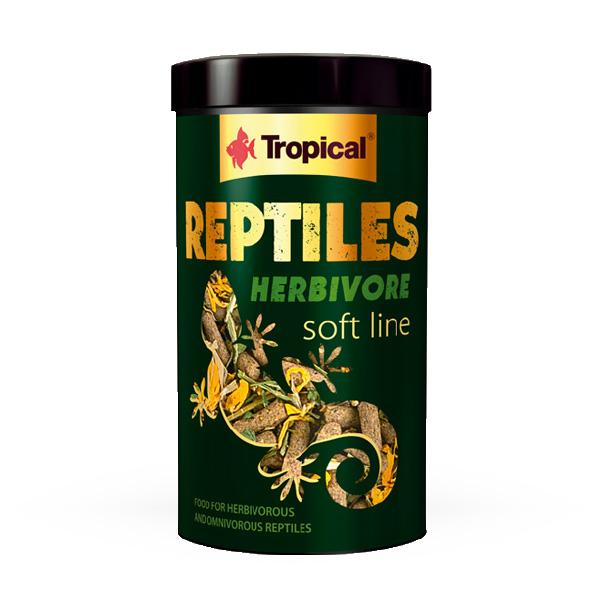 Tropical Soft Line mehka hrana za rastlinojede kuščarje - 260 g