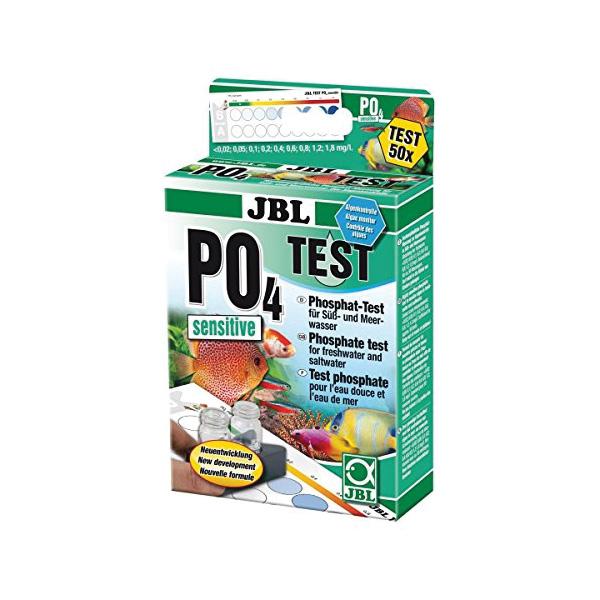JBL PHOSPHAT TEST-SET PO4 SENS.