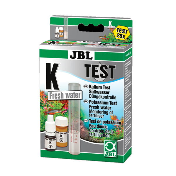 JBL K KALIUM TEST SET