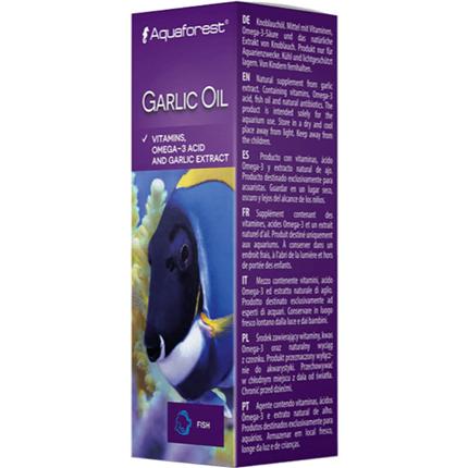 Aqua Forest Garlic Oil - 10 ml