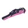 Nobby Preno Mesh neoprenska ovratnica - roza - različne velikosti 20 - 30 cm
