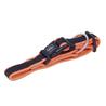 Nobby Preno Mesh neoprenska ovratnica - oranžna - različne velikosti 30 - 45 cm