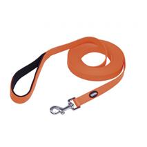 Nobby Cover sledni povodec 20 mm / 5 m- oranžen