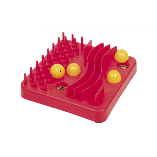 Nobby interaktivna igrača, kvadrat – 30 x 30 cm