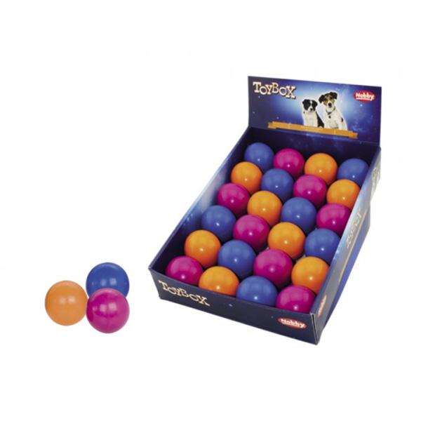 Nobby gumijasta žoga – 6,5 cm