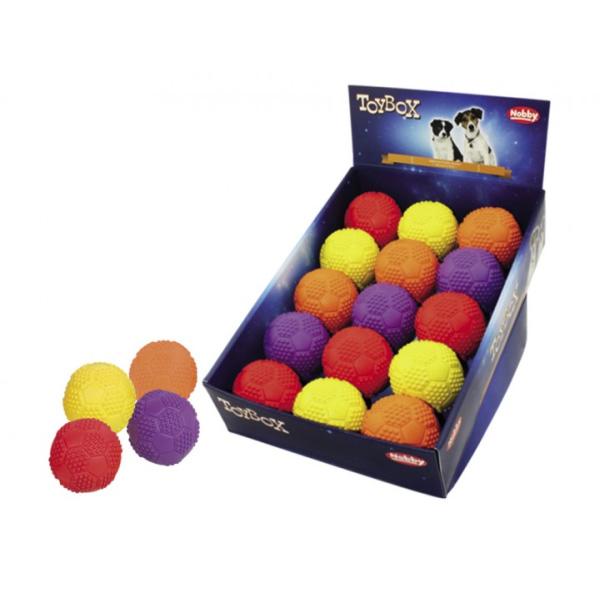 Nobby igrača nogometna žoga – 7 cm