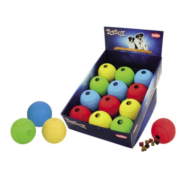 Nobby igrača žoga za posladke – 8 cm