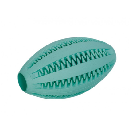 Nobby Gumi rugby žoga z okusom mete – 11 cm