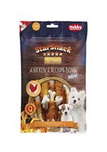Nobby Starsnack Mini Barbecue piščanec s kalcijem – 113 g