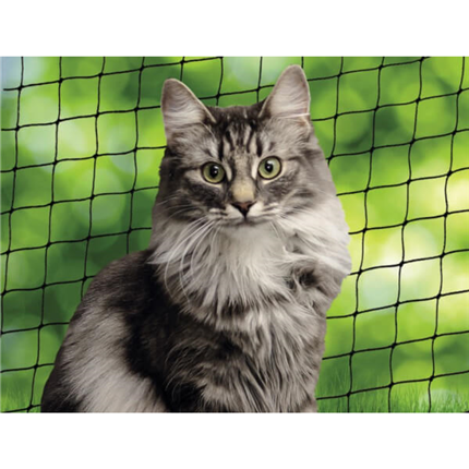 Nobby zaščitna mreža za mačke – 4 x 3 m