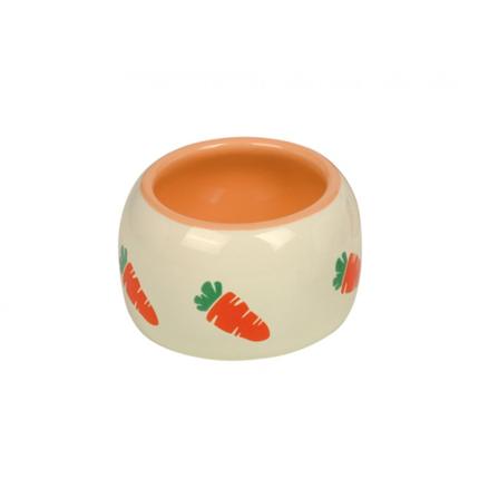 Nobby keramična posodica,125 ml– oranžna
