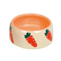 Nobby keramična posodica, 250 ml – oranžna