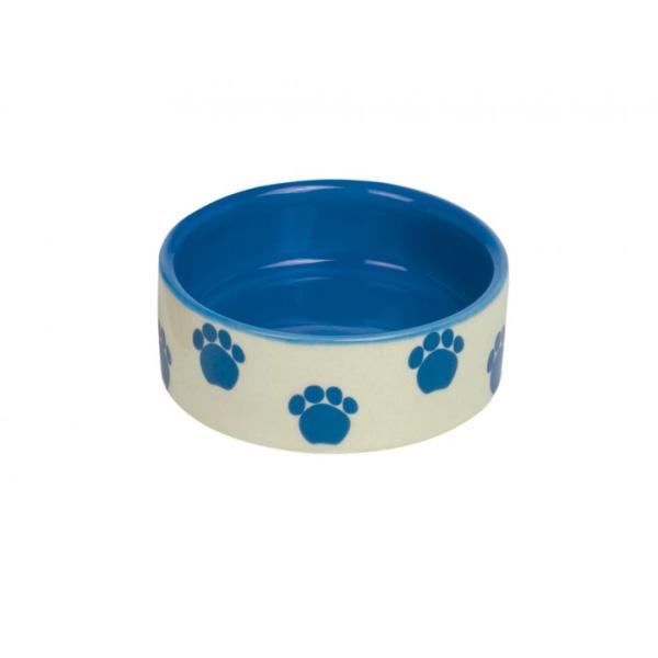 Nobby keramična posodica, 7,5 x 2,5 cm – modra