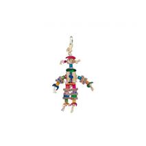 Nobby igrača za ptice ptičje strašilo, les – 31 x 17 cm