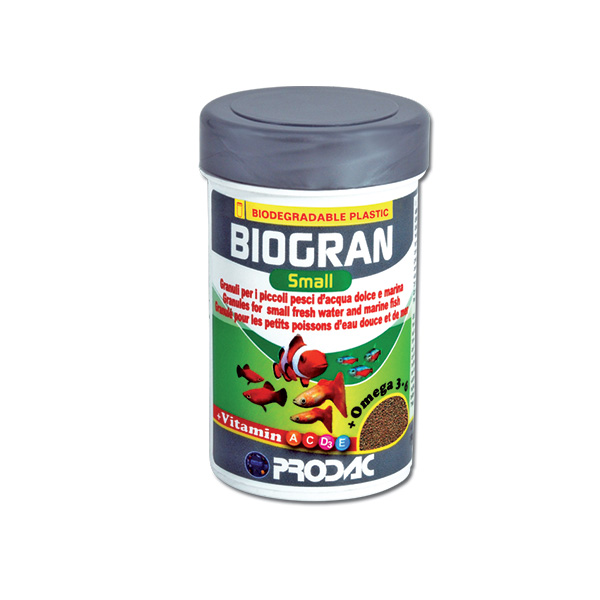 Prodac Biogran Small - 250 ml / 130 g