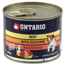 Ontario Adult Mini - govedina in bučke - 200 g