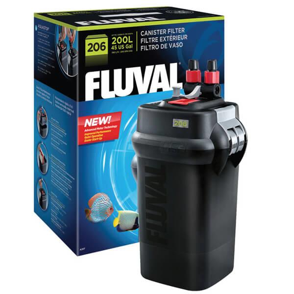 Fluval zunanji filter 206