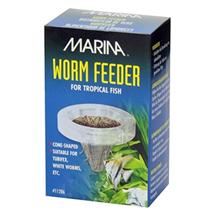 Marina Worm Feeder, sito za živo in zamrznjeno hrano
