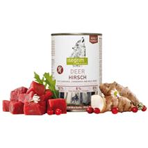 Isegrim Forest Adult – jelen s topinamburjem in brusnicami – 400 g