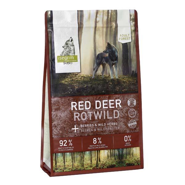 Isegrim Forest Adult – rdeči jelen – 12 kg
