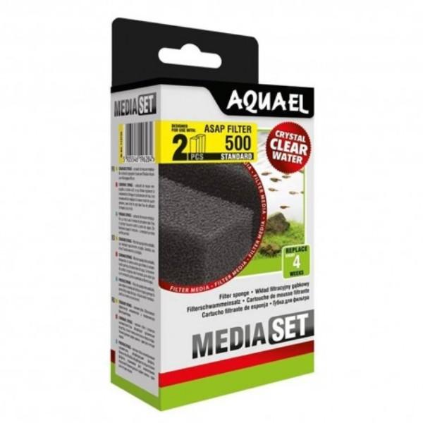 Aquael rezervna gobica za filter ASAP 500