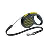 Flexi povodec Design M, vrvica - 5 m (različne barve) rumena