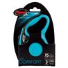 Flexi povodec New Comfort XS, vrvica - 3 m (različne barve)