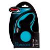 Flexi povodec New Comfort S, vrvica - 5 m (različne barve)