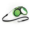 Flexi povodec New Comfort S, vrvica - 5 m (različne barve) zelena