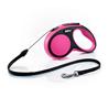 Flexi povodec New Comfort S, vrvica - 5 m (različne barve) roza