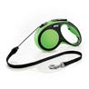 Flexi povodec New Comfort M, vrvica - 5 m (različne barve) zelena