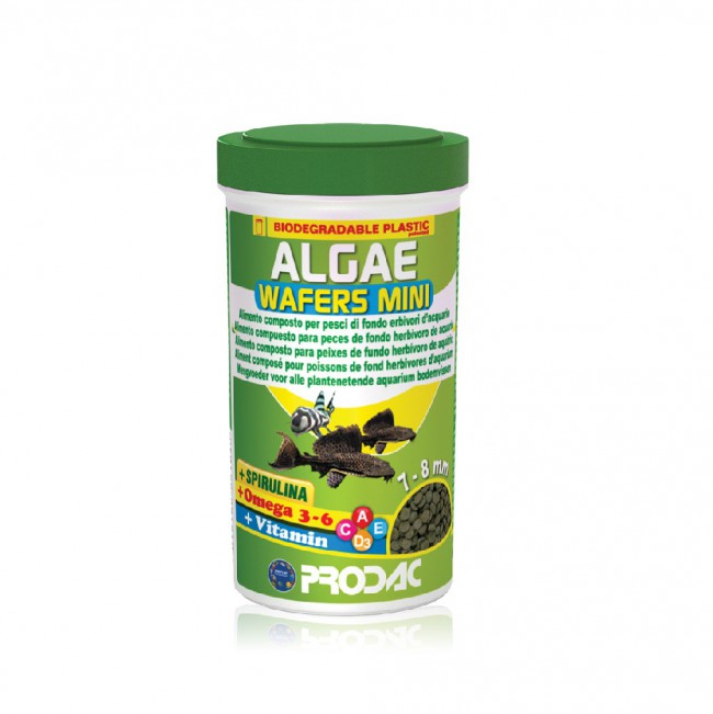 Prodac Algae Wafer mini - 100 ml / 50 g