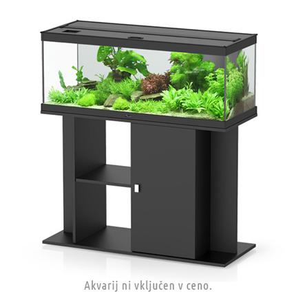 Aquatlantis omarica za akvarij Style 100, črna