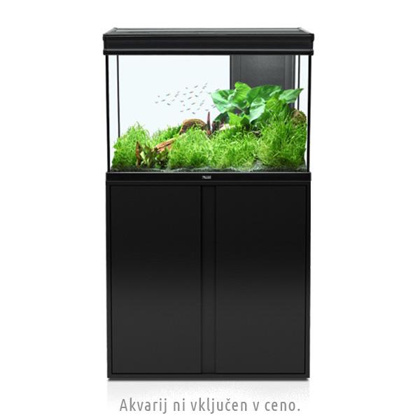 Aquatlantis omarica za akvarij Elegance Expert 80, črna