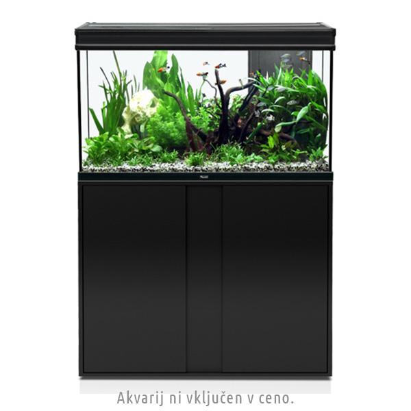 Aquatlantis omarica za akvarij Elegance Expert 100, črna