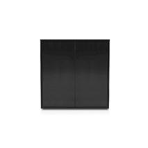 Aquatlantis omarica za akvarij Fusion 80, črna