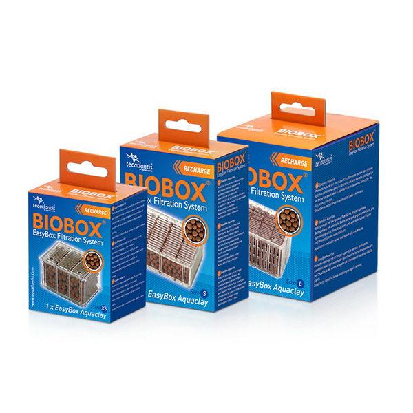 Aquatlantis vložek BioBox, Aquaclay glinene kroglice - XS