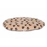 Leopet ovalna blazina Nettuno, bež s tačkami 70 x 50 cm
