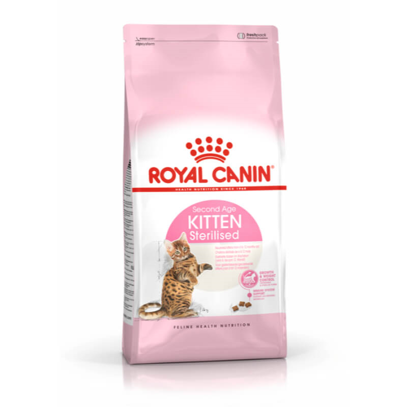 Royal Canin Kitten Sterilised - 400 g